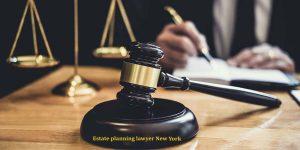 Estate planning lawyer New York